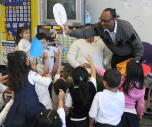 Roving Readers at Brightwood - Ethiopianfather