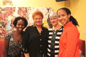 Allyson Criner Brown, Lisa Delpit, Deborah Menkart, and Carrie Ellis.