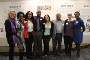 TfC Board and Staff at AACWM.