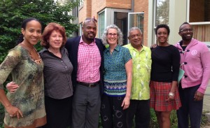 Teaching for Change Board in Spring 2013.