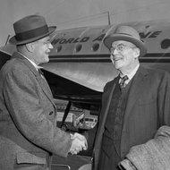 John Foster and Allen Dulles