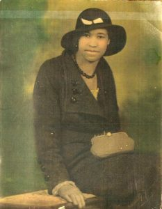 Amelia Boynton Robinson as a teen in the 1920s. Courtesy of Mrs. Amelia Boynton Robinson.
