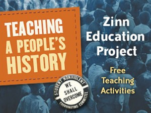 Zinn Education Project - upcoming conferences