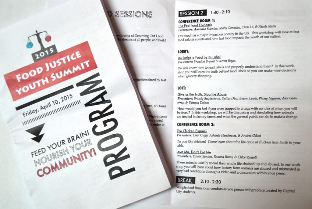 FoodJustice2015Program