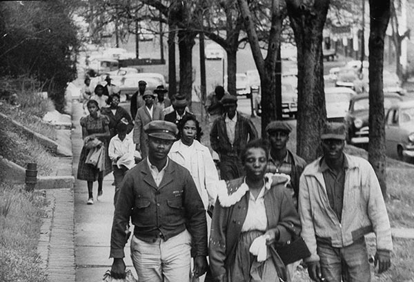 bus boycott In this lesson, we will learn about the origins of the montgomery bus boycott in  1955, this was the first major protest of the civil rights.