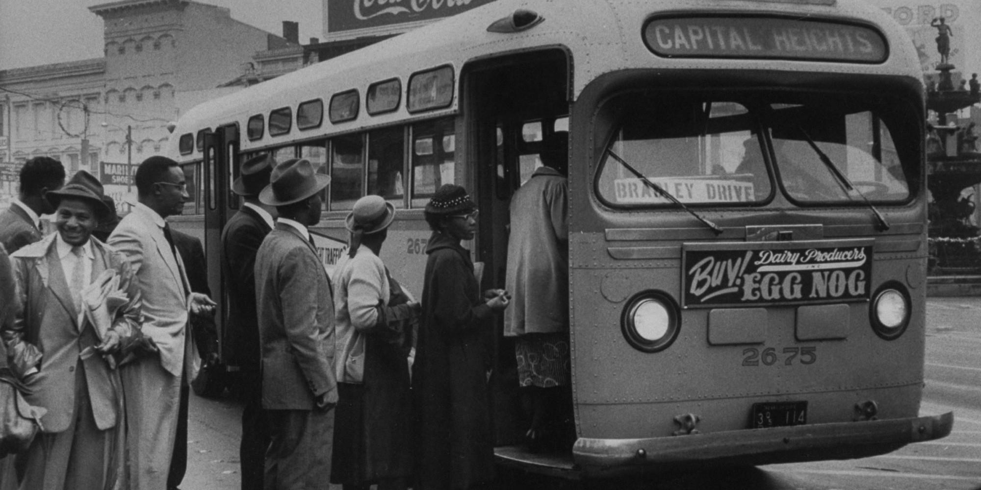 Montgomery Bus Boycott Mythbusters Quiz Teaching For Change
