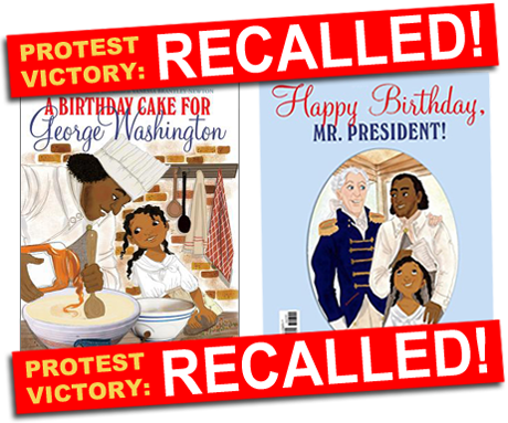 NOT Recommended A Birthday Cake For George Washington