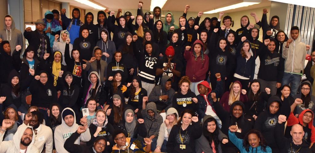 Portland Public Schools students