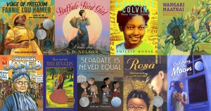 A Book Every Day for Women's History Month
