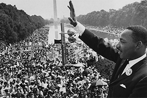 martin luther king jr speech critique Martin luther king, jr,  freedom's ring: king's i have a dream speech major king events chronology king institute publications recommended readings.