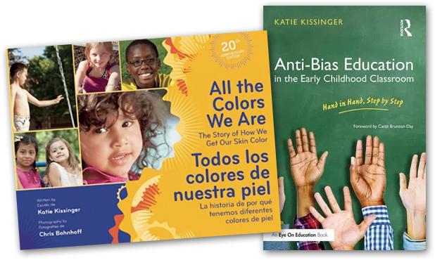 anti bias education in early childhood Anti-bias education in the early childhood classroom-author talk anti-bias education in the early childhood classroom: hand in hand step by step.
