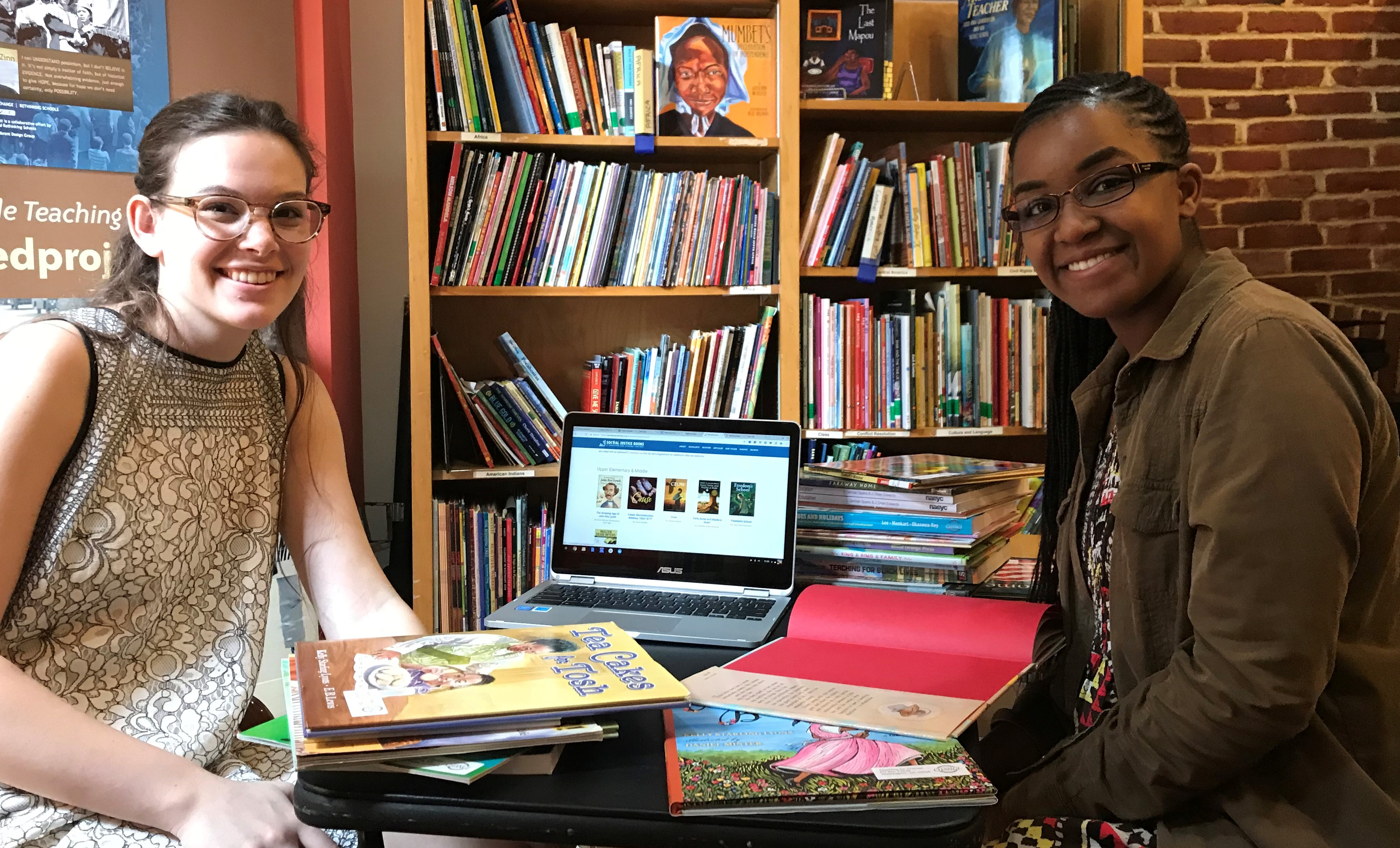 Teaching for Change Summer 2018 Interns Blog - Teaching for
